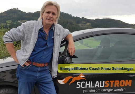 Vertriebspartner Franz Schinkinger