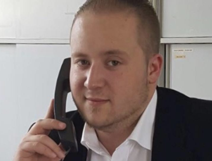 Vertriebspartner Maximilian Buchinger