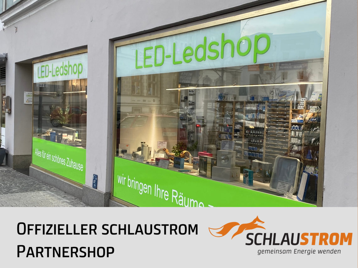 schlaustrom Partnershop